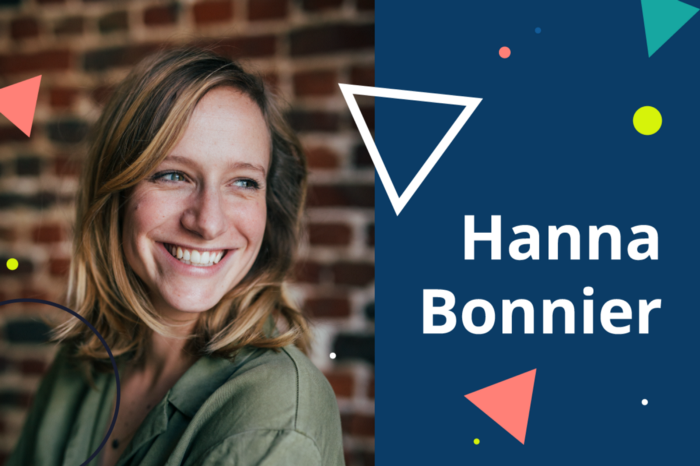 5 Questions with Hanna Bonnier