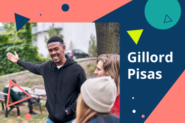 5 Questions with Gillord Pisas