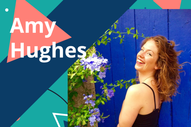 5 Questions with Amy Hughes