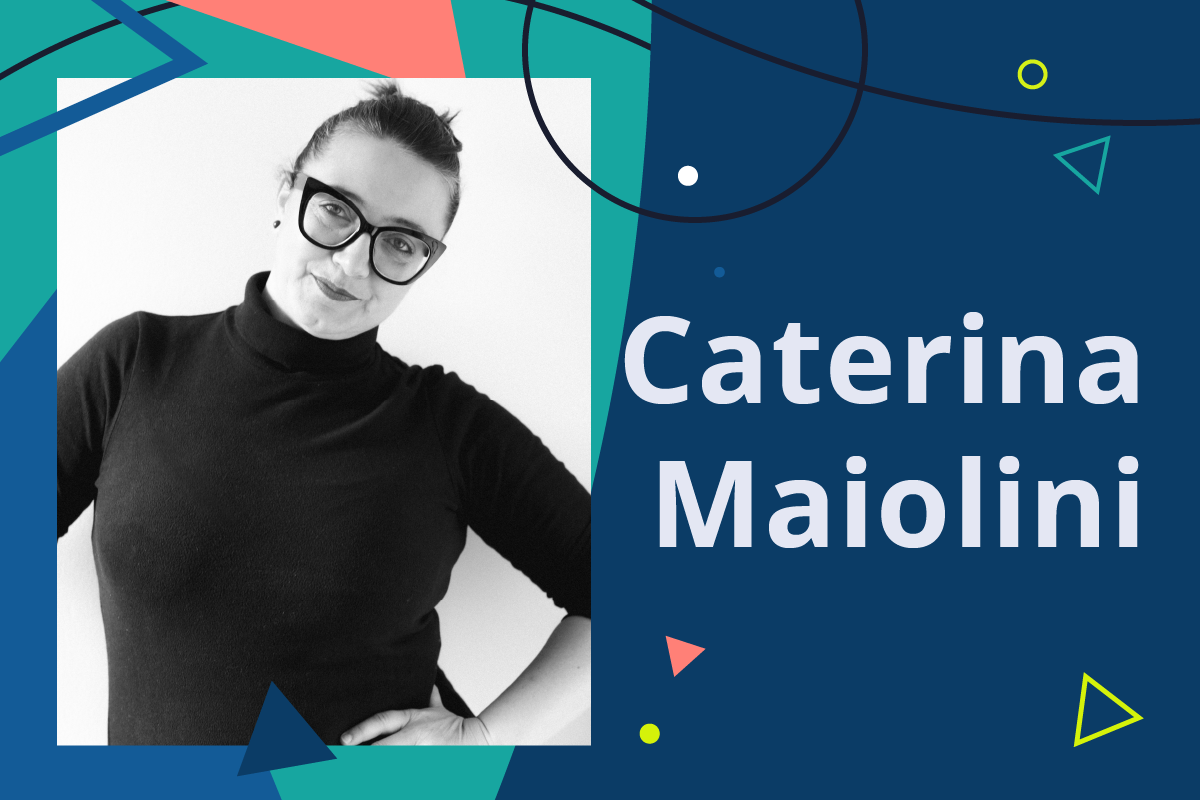 5 Questions with Caterina Maiolini