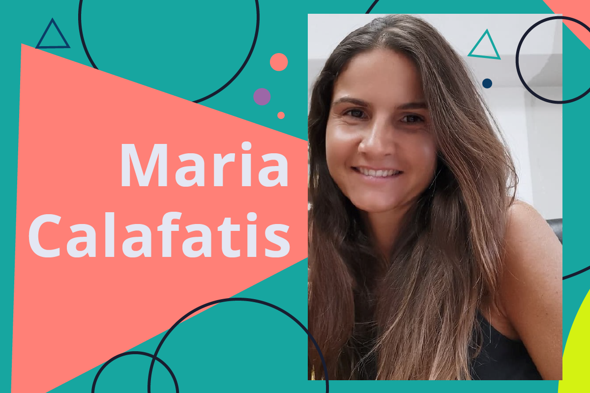 5 Questions with Maria Calafatis