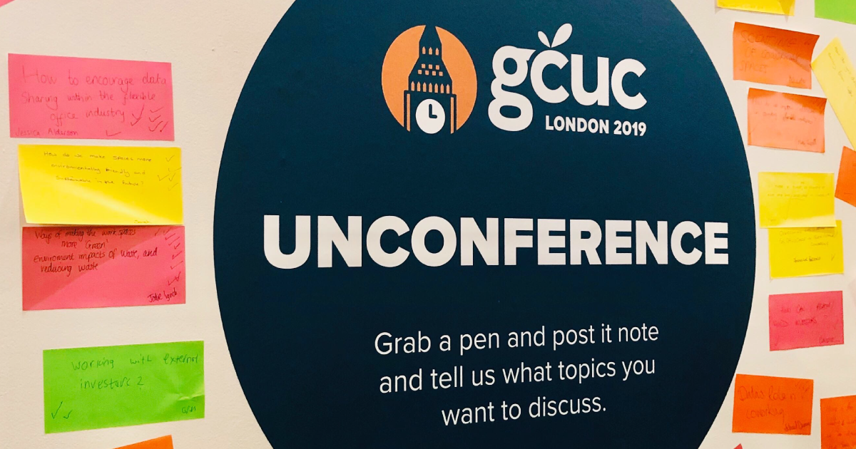 Coworking, Flex Work, And Why They Matter at GCUC UK 2019