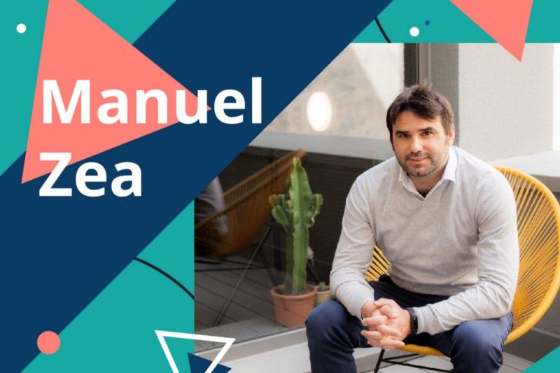 5 Questions with Manuel Zea