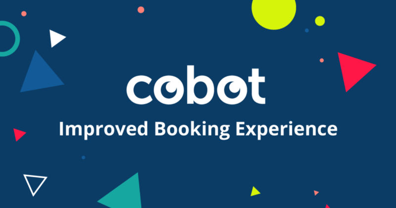 Showcase Your Resources With Cobot's Improved Booking Experience