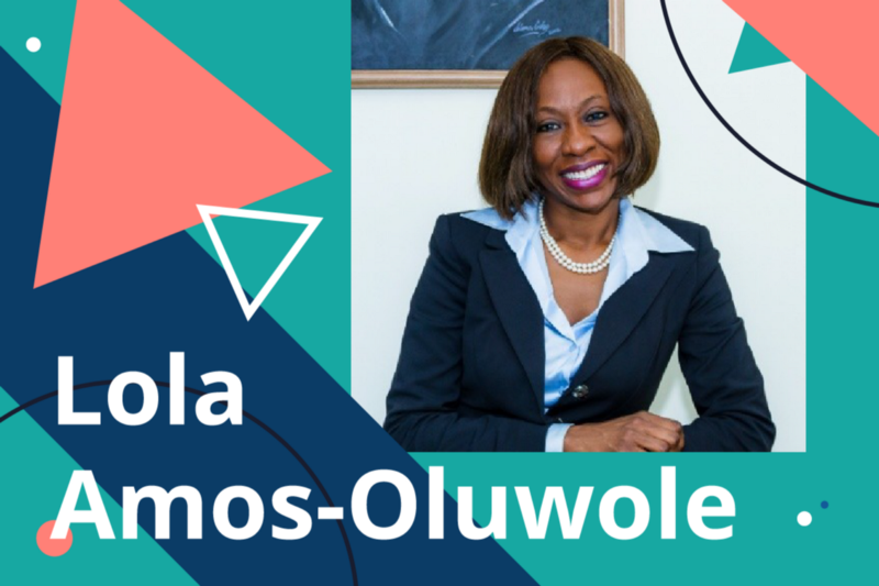 5 Questions with Lola Amos-Oluwole