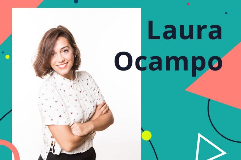 5 Questions with Laura Ocampo