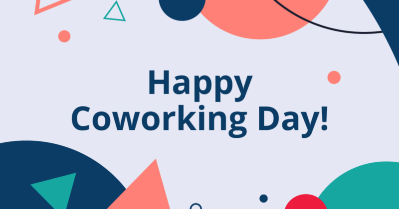 Happy Coworking Day!
