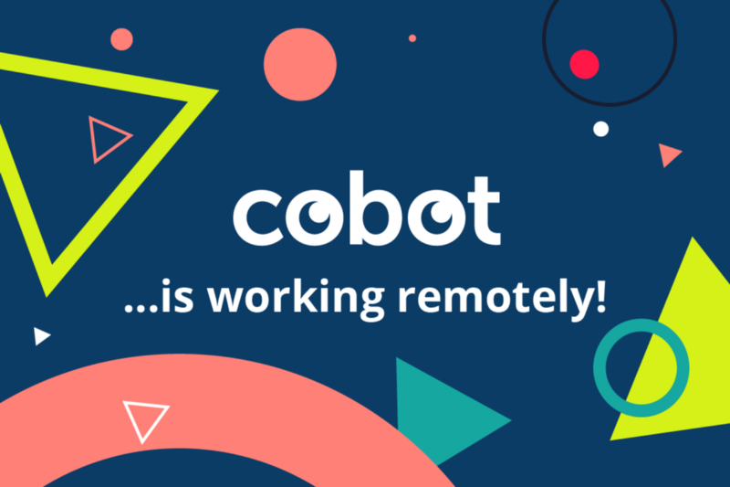 Cobot is Working Remotely to Support Our Community