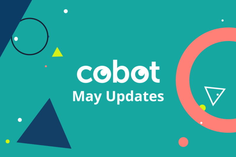 May 2019 Cobot Updates and Improvements
