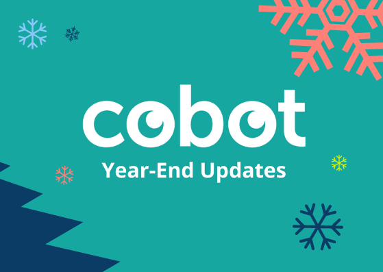 Wrapping up 2018 — Cobot Developments and Updates